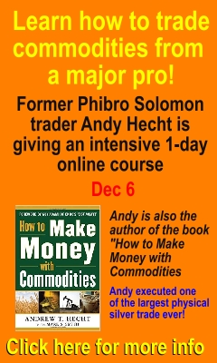 Andy Hecht commodity trading course