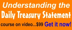 Understanding the Daily Treasury Statement